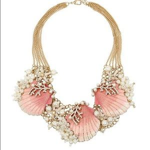 Betsey shell necklace